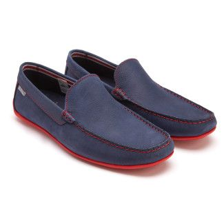 Men's Loafers APIA Nazare Montana Blue