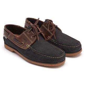 Men's Boat Shoes APIA 77 Racing NL Navy/Texas 8036