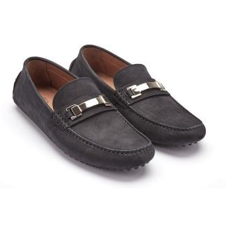 Men's Loafers APIA Hulk Black