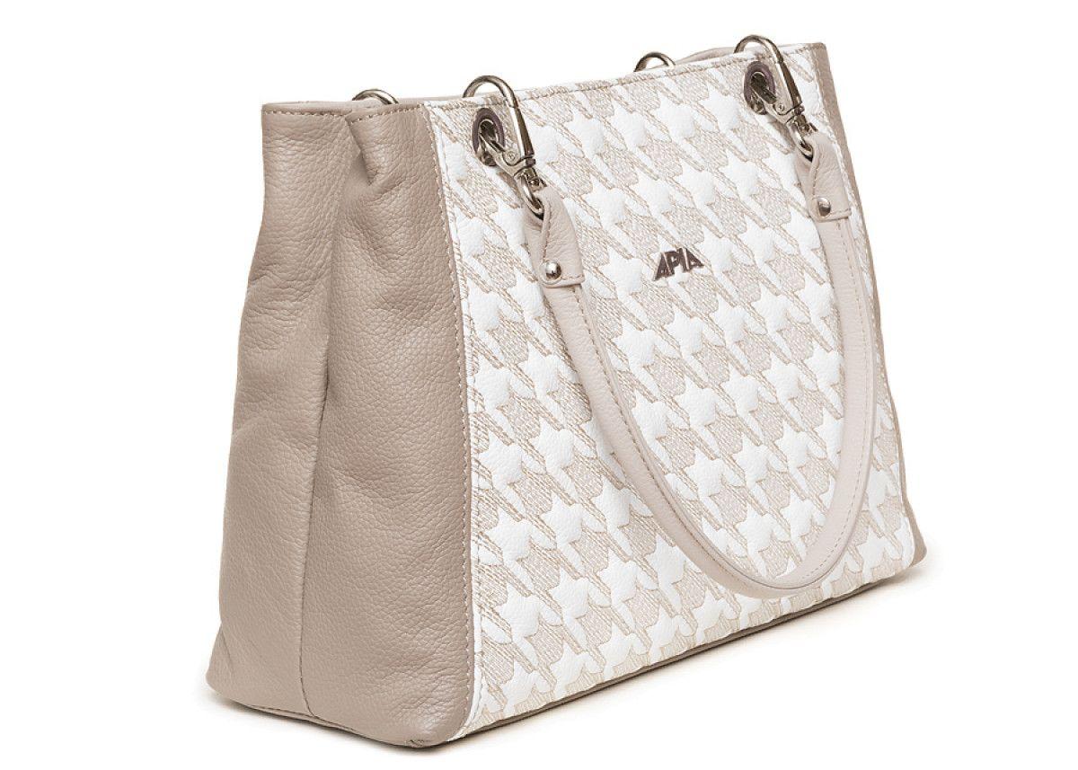 Women's Bag 210 APIA 2411 00041 Pegaso Bianco
