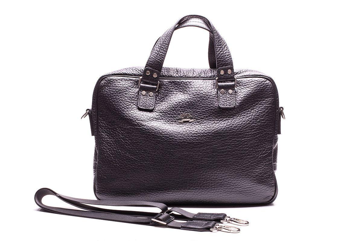 Unisex Bag 210 APIA Torba 122 Buf. Nero/Piombo