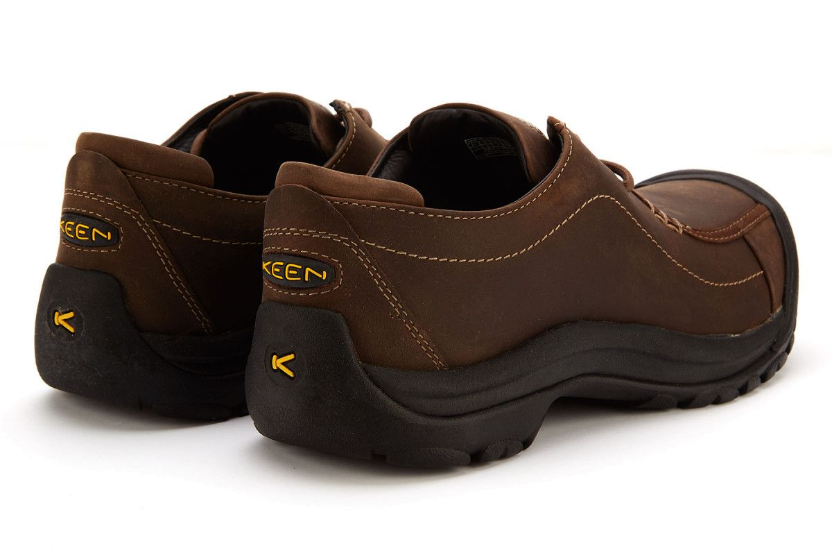 Men's Shoes KEEN Portsmouth Dark Earth