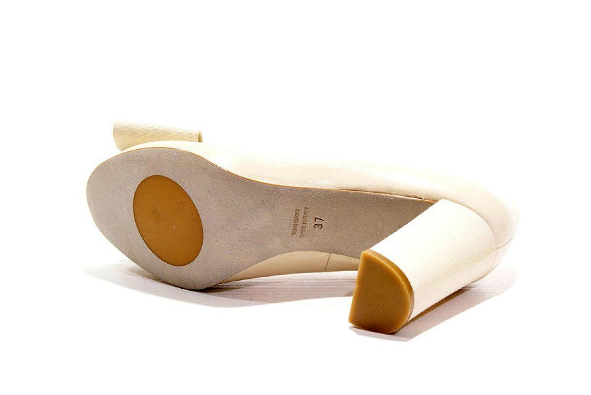 Women's Peep Toe Pumps Apia 27 Irene Beige