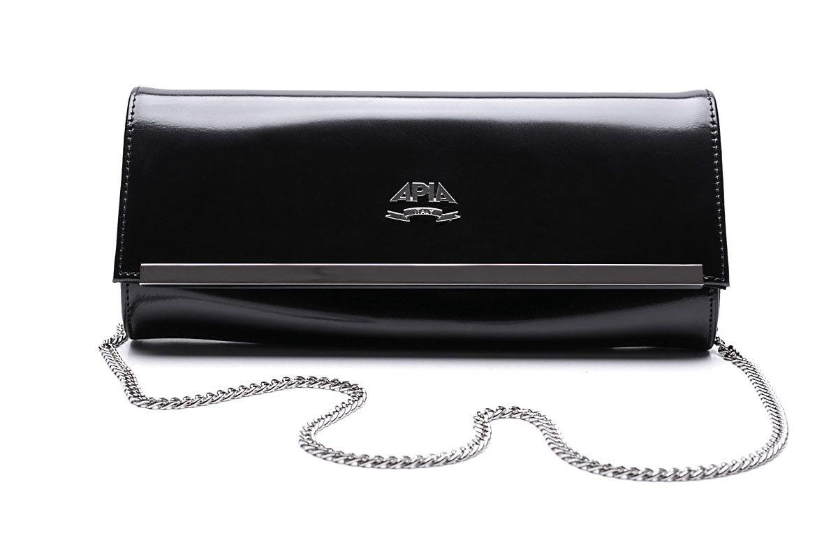Women's Bag 210 APIA 2842 Shadow Nero