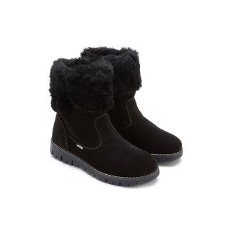 Kid's Insulated Boots PRIMIGI 8600177 Camoscio Nero