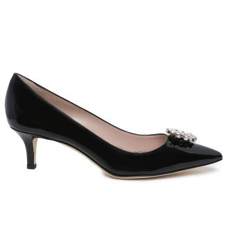 Women's Pumps Apia Ema Nero