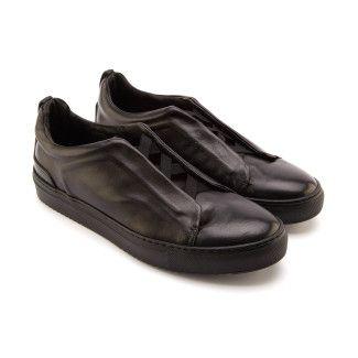 Men's Slip On Sneakers FABI FU8735 Nero