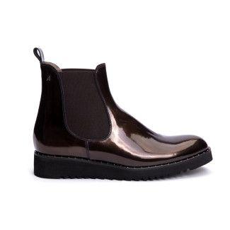 Women's Chelsea Boots APIA Eterna 02 Metal T.Moro