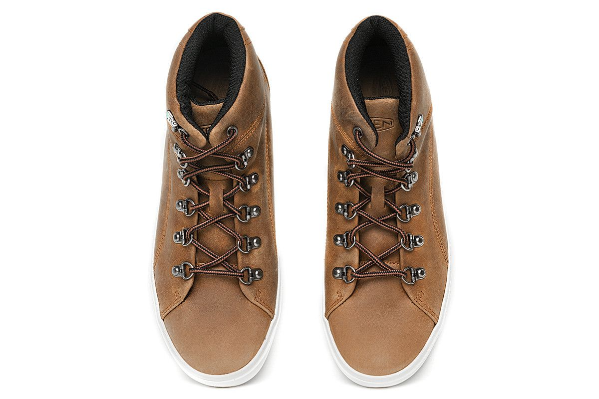 Men's Shoes Keen Tumalo Mid Tortoise Shell