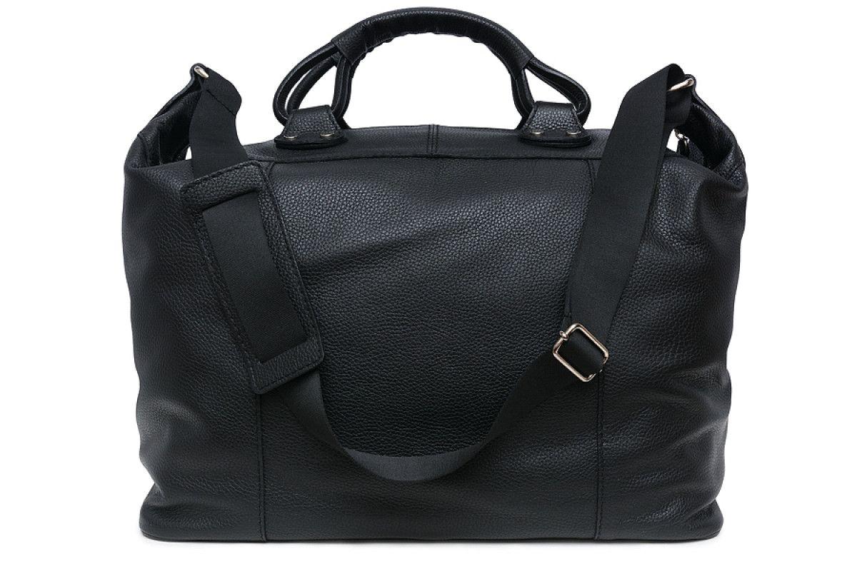 Unisex Bag APIA 118 Robertone Nero