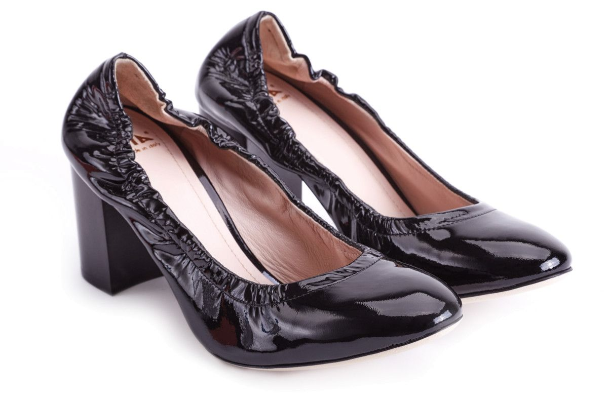 Women's Pumps APIA Flora Nero