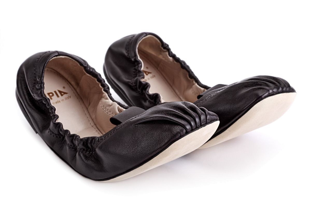 Women's Ballet Pumps APIA Carlotta Prugna