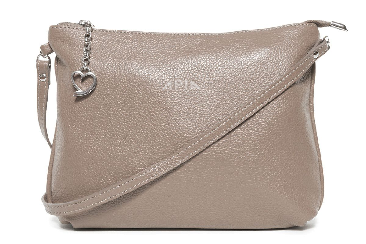 Women's Bag 210 APIA 3240 Pegaso Taupe