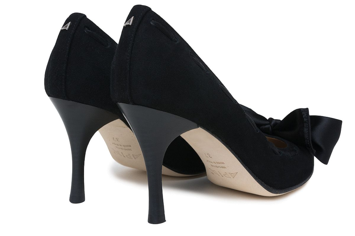 Women's Pumps APIA Adele 2 Black