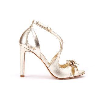 Sandals Joan Platino-000-011695-20