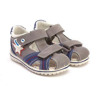 Sandals 3378100 Grigio-001-001544-20