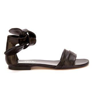 Women's Sandals APIA Reda Nap. Nero