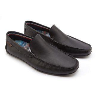 Men's Loafers APIA Nazare 02 Black