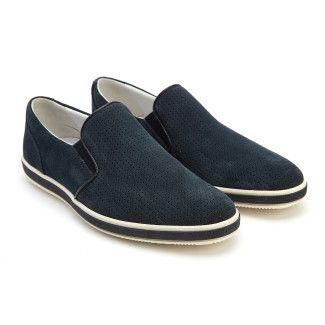 Men's Slip On Shoes IGI&CO 3107511 Blu