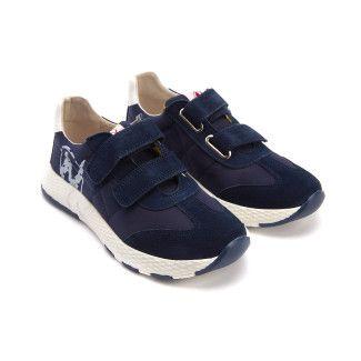 Kid's Sneakers NATURINO Lewis Navy