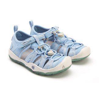 Kid's Sandals KEEN Moxie Sandal Powder Blue/Vapor