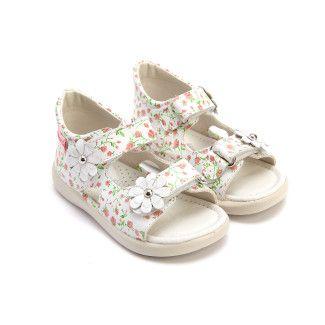 Kid's Sandals NATURINO Falcotto Scilla Bianco/Multi