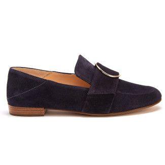 Women's Loafers HOGL Travella 7-101612 Ocean