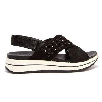 Women's Platform Sandals IGI&CO 3169800 Nero