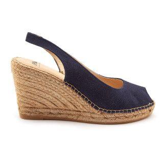 Women's Wedge Peep Toe Sandals APIA Carina Marino