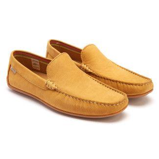 Men's Loafers APIA Nazare Montana Honey