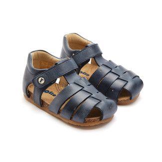 Kid's Sandals NATURINO Falcotto 1405 Vit. Blu
