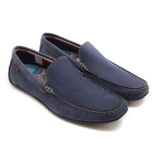 Men's Loafers APIA Nazare 02 Blue