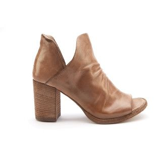 Women's Sandals OFFICINE CREATIVE Devos 018 T.Fango