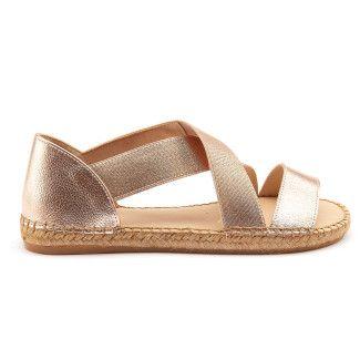 Women's Platform Sandals Espadrilles APIA Parole Rosa
