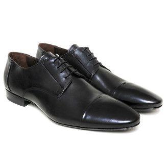 Men's Derby Shoes APIA Granaro Nero