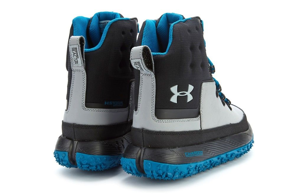 under armour fat tire boots. men\u0027s sport boots under armour fat tire govie blk/ocg under armour 0