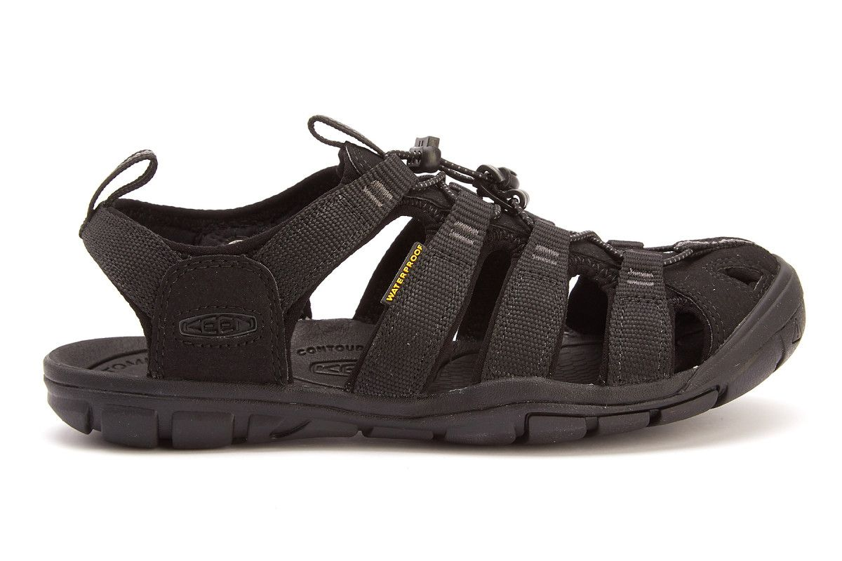 dfad9128497 Women's Sport Sandals KEEN Clearwater CNX Black - Women's Sandals ...