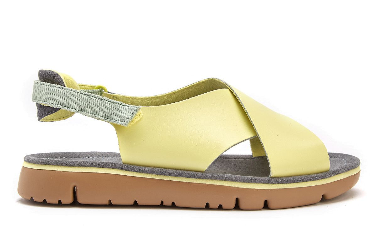 Women's Platfrom Sandals CAMPER Oruga Sandal K200157-015