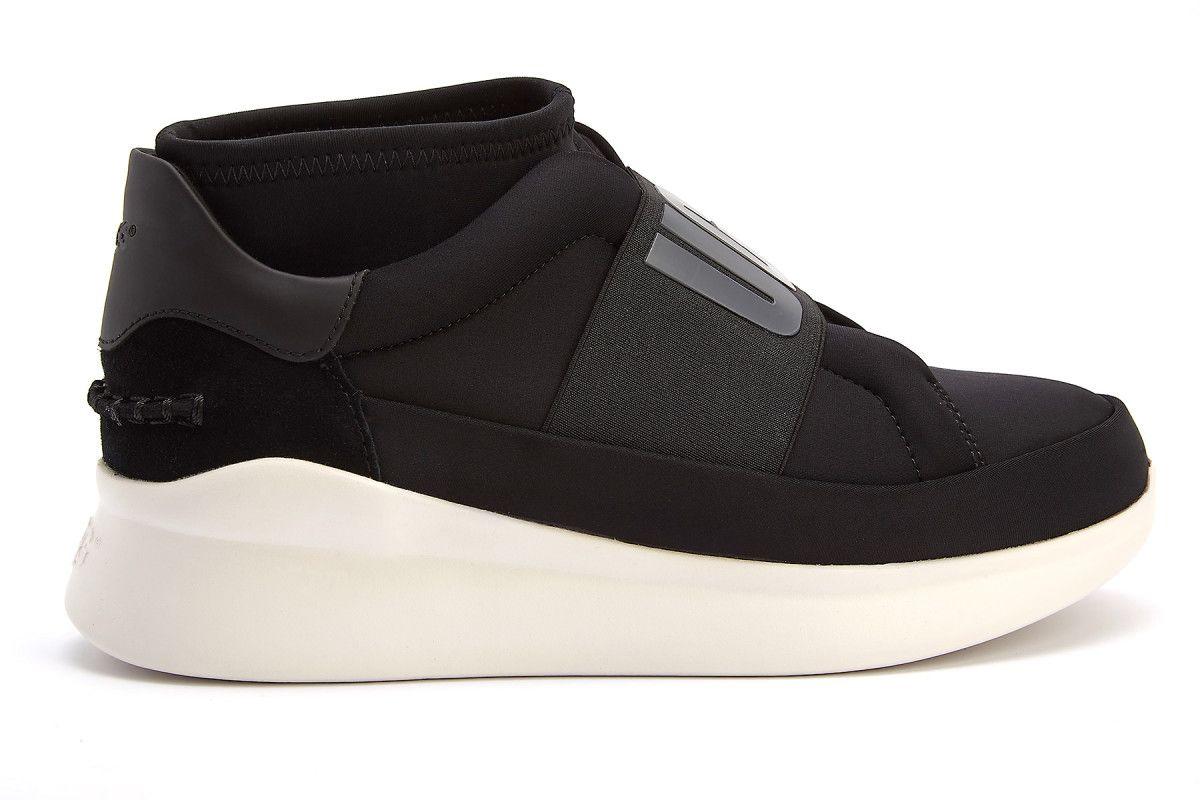 d6074520fd9 Women's Platform Sneakers UGG Neutra Sneaker Black