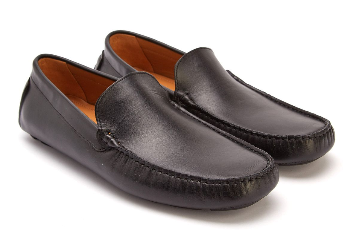 Men's Loafers APIA Heronim Nero