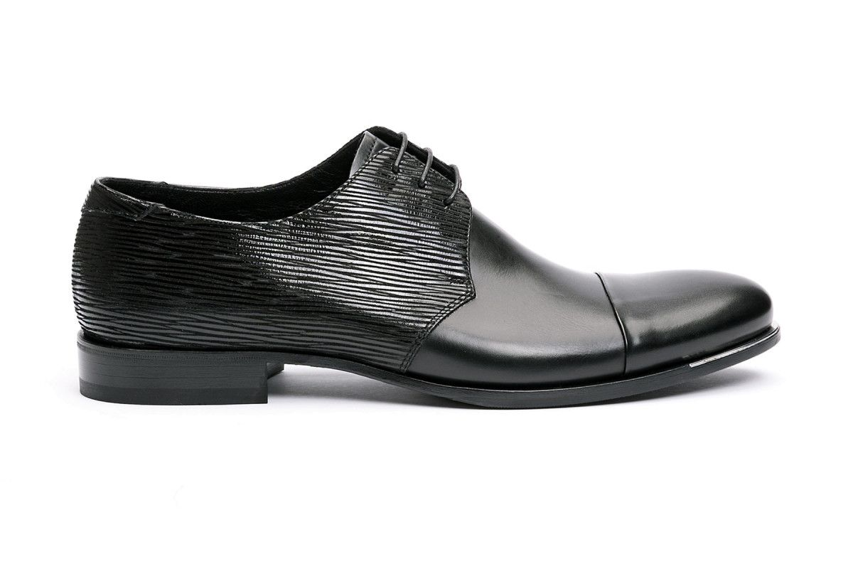 Men's Derby Shoes FABI 8300 Nero