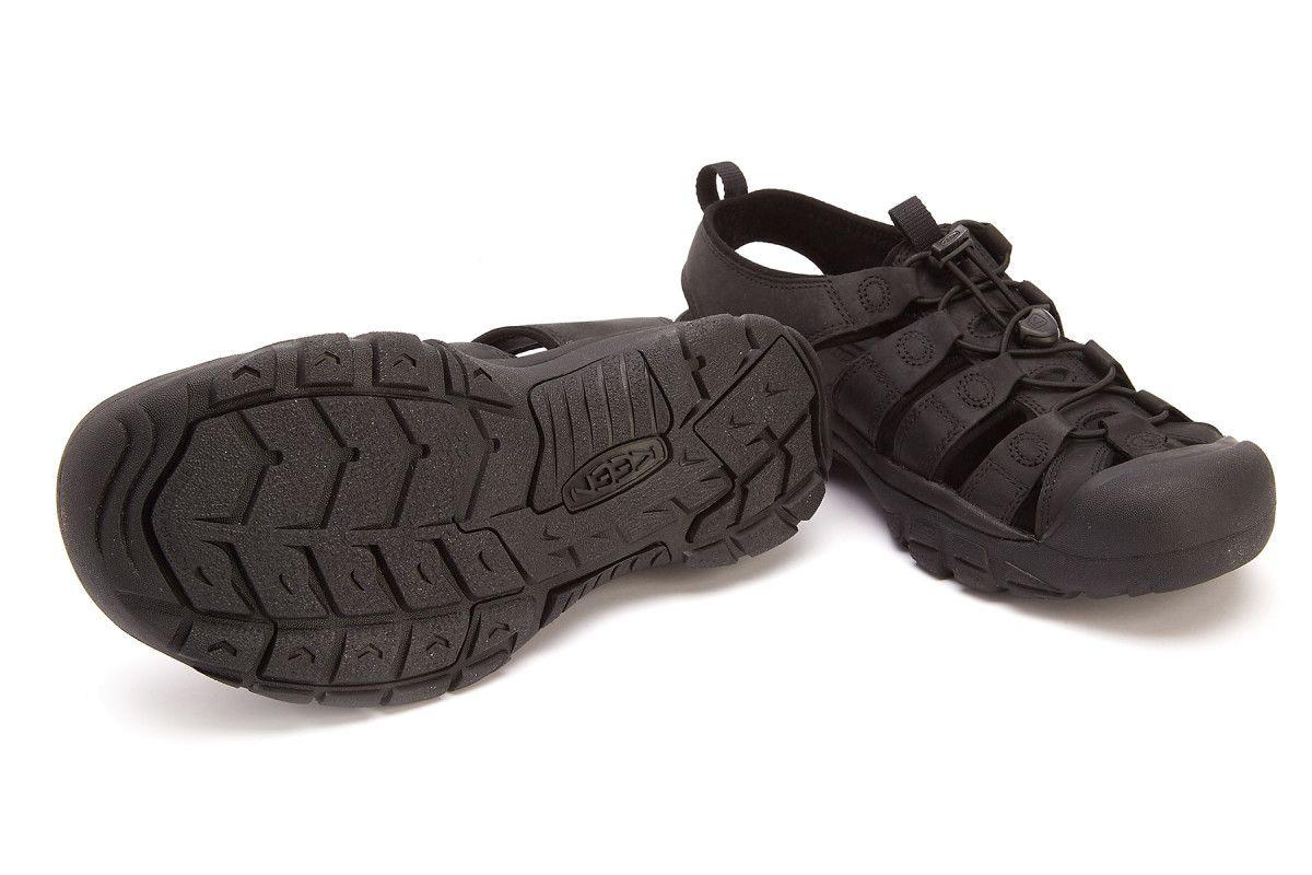 Men's Sport Sandals KEEN Newport Black/Bl
