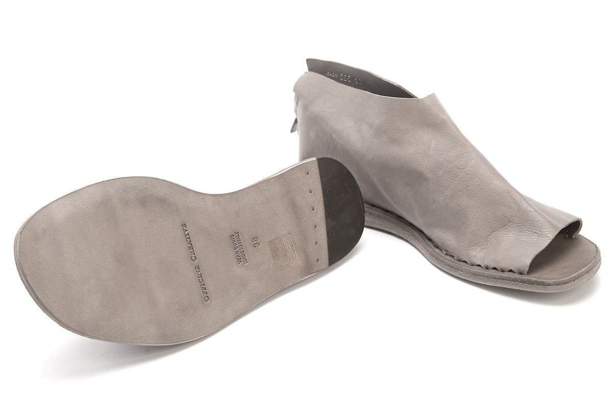 Women's Sandals OFFICINE CREATIVE Itaca 005 Grey