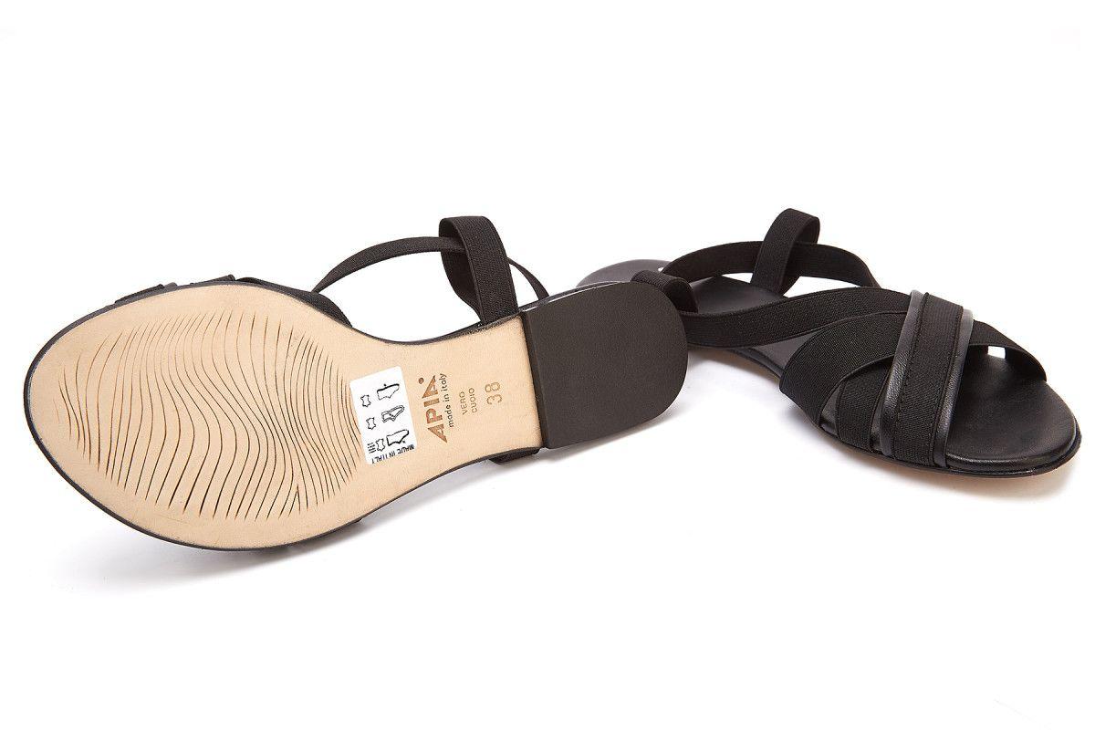 Women's Sandals APIA Ula Nero
