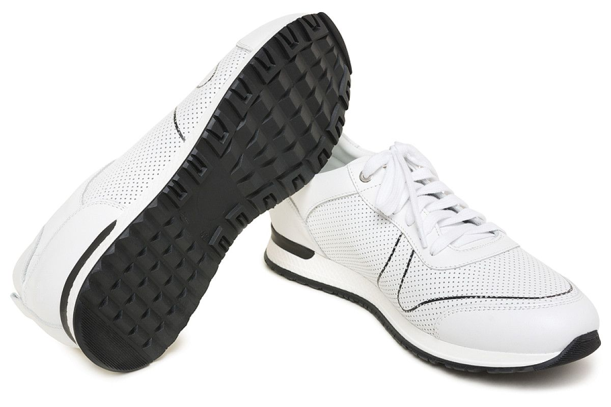 Men's Sneakers APIA Racy White