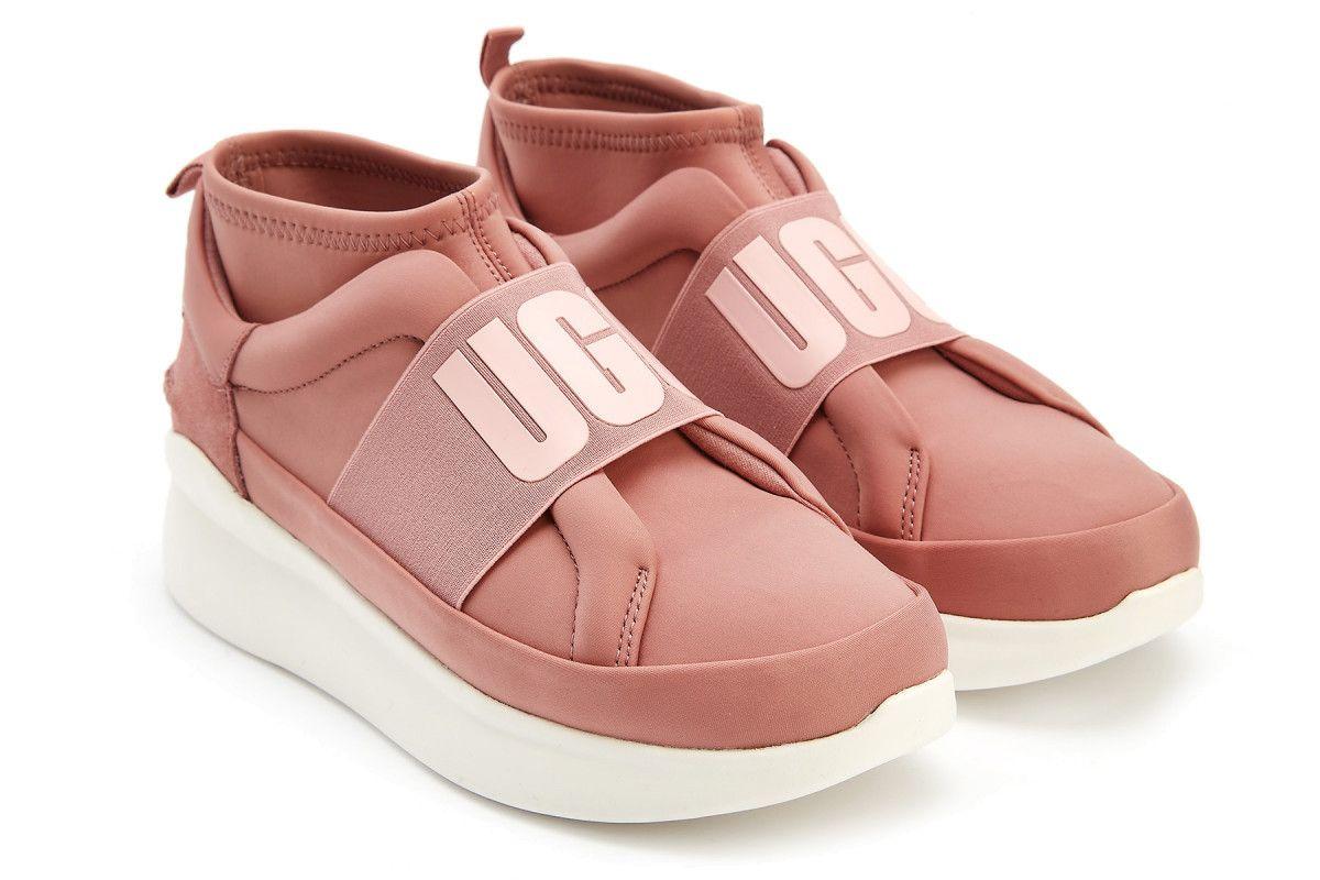 cf674ec9bad Women's Platform Sneakers UGG Neutra Sneaker Pink Dawn - Women's ...