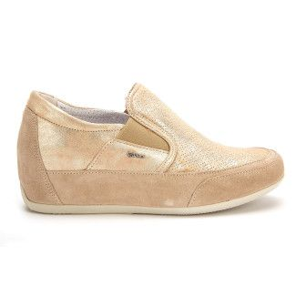 Slip-On Shoes 3163833 Perl/Beige-001-001397-20