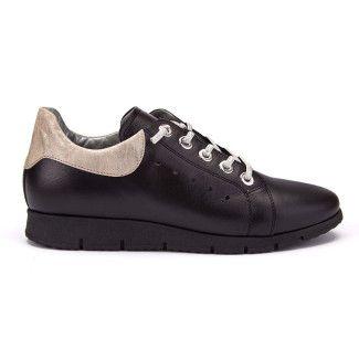 Sneakers Epian Vitello Nero-000-011833-20