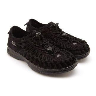 Men's Sport Sandals KEEN Uneek O2 Black