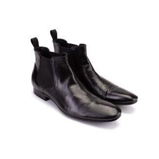 Men's Jodhpur Boots Officine Creative 607/62 Nero